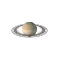 Saturn Planet PNG & PSD Images