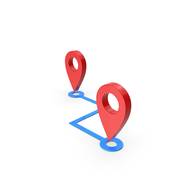 Map Navigation Pointers PNG & PSD Images