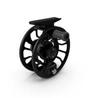 Fly Reel Black PNG & PSD Images