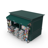 News Stand PNG & PSD Images