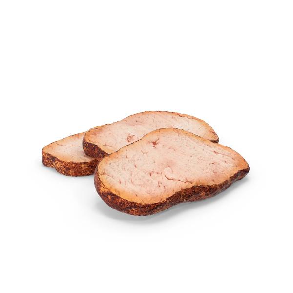 Pork Loin Slices PNG & PSD Images