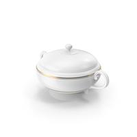 Porcelain Tureen PNG & PSD Images