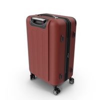 Rolling Suitcase PNG & PSD Images