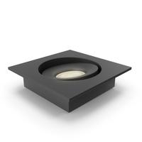 Integrated Spot Light Black PNG & PSD Images