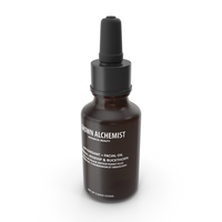 Grown Alchemist Antioxidant Facial Oil PNG & PSD Images