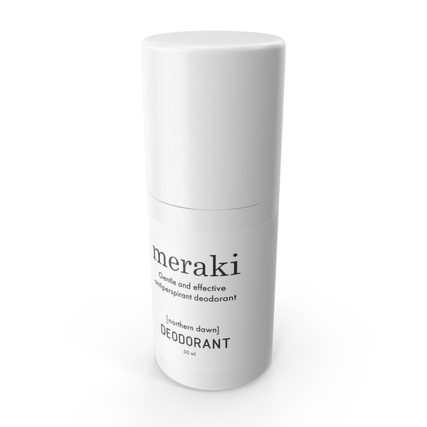Meraki Nothern Dawn Deodorant PNG & PSD Images