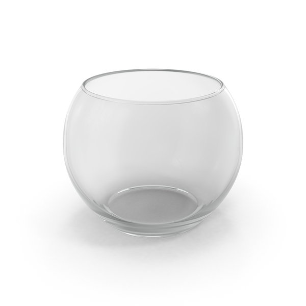 Round Glass Aquarium PNG & PSD Images
