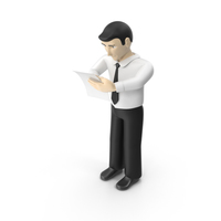 Office Worker PNG & PSD Images