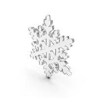Ice Snowflake PNG & PSD Images