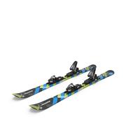 Elan Skis' Maxx Kid's Ski PNG & PSD Images