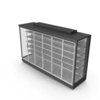 Viessmann TectoFreeze Supermarket Freezer PNG & PSD Images
