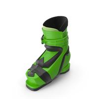 Elan Kids Alpine Boot Right PNG & PSD Images