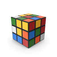 Rubiks Cube Mixed PNG & PSD Images