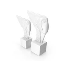 Leia Sculpture PNG & PSD Images