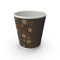Coffee Cup Papper PNG & PSD Images