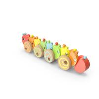 Caterpillar Toy PNG & PSD Images