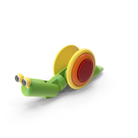 Snail Toy PNG & PSD Images
