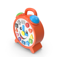 Toy Clock PNG & PSD Images