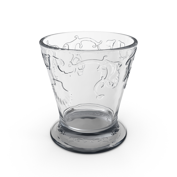 Crystal Glass PNG & PSD Images