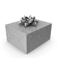 Gift Silver PNG & PSD Images
