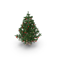 Christmas Tree PNG & PSD Images