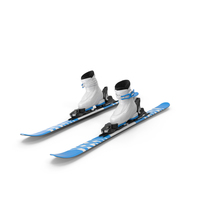 Alpine Shoes & Ski Carving Turn PNG & PSD Images