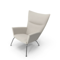Wingback Chair PNG & PSD Images