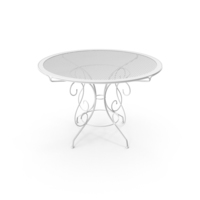 Iron Table PNG & PSD Images