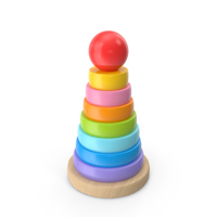 Pyramid Toy PNG & PSD Images