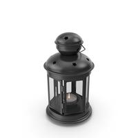Black Lantern PNG & PSD Images