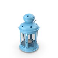 Blue Lantern PNG & PSD Images