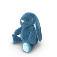 Plush Bunny PNG & PSD Images