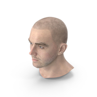 Male Head PNG & PSD Images
