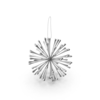 Ornament Silver PNG & PSD Images