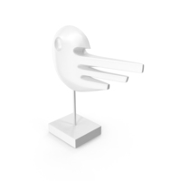 Pegasus Wing Sculpture PNG & PSD Images