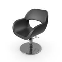 Maletti Morpheus Barber Chair Black PNG & PSD Images