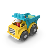 Toy Dump Truck PNG & PSD Images