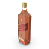 Johnnie Walker Red Label Scotch Whisky PNG & PSD Images