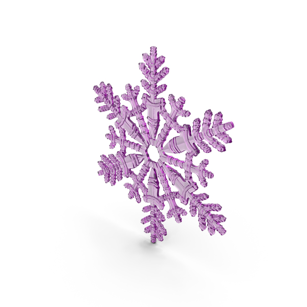 Snowflake Rose PNG & PSD Images