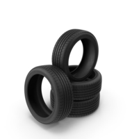 Stacked Tires PNG & PSD Images