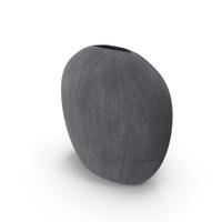 Alura Short Oval Vase PNG & PSD Images