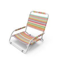 Beach Chair PNG & PSD Images
