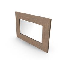 Seguro Rectangular Wall Mirror PNG & PSD Images