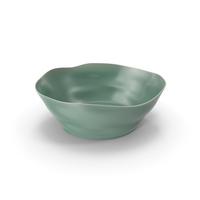 Marin Aqua Large Serving Bowl PNG & PSD Images