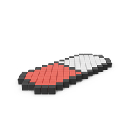Pixelated Pill Icon PNG & PSD Images