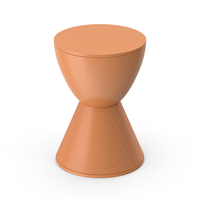 Kartell Prince Aha Stool PNG & PSD Images