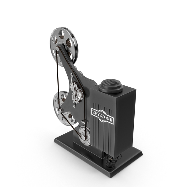 Retro Film Projector PNG & PSD Images