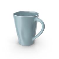 Marin Blue Mug PNG & PSD Images