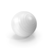 Pilates Ball White PNG & PSD Images