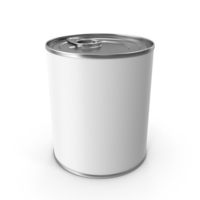 Pull-Tab Can PNG & PSD Images